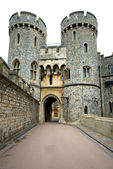 Windsor Castle, England, Great Britain — Stock Photo