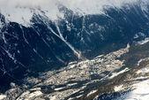 Chamonix, Francia — Foto Stock