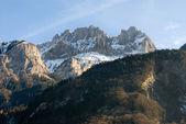 Alpine Scene, France — Stock Photo
