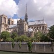 Notre Dame Cathedral, Paris, France — Stock Photo #5923066