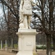 Statue of Julius Caesar, Paris, France - Stock Photo