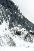 Winter Alpine Scene, Italy — Stock Photo