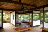 Japanese Teahouse — Foto de Stock