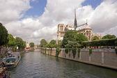 The River Seine — Stock Photo