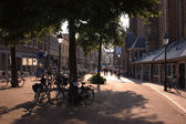 City Centre, Haarlem, the Netherlands — Stock Photo