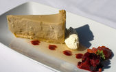 Panna cotta Cheesecake — Stock Photo
