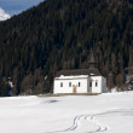 Alpine Church — Stock Photo #5932136