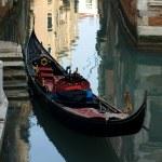 Canal Scene, Venice, Italy — Stock Photo #5933615