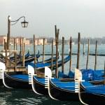 Grand Canal Scene, Venice, Italy — Stock Photo #5934248