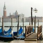 Grand Canal Scene, Venice, Italy — Stock Photo #5934284
