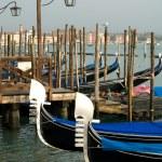 Grand Canal Scene, Venice, Italy — Stock Photo #5934376