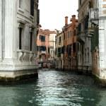 Canal Scene, Venice, Italy — Stock Photo #5934463