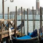 Grand Canal Scene, Venice, Italy — Stock Photo #5934554