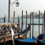 Grand Canal Scene, Venice, Italy — Stock Photo #5934659