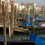 Grand Canal Scene, Venice, Italy — Stock Photo #5934682