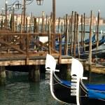 Grand Canal Scene, Venice, Italy — Stock Photo #5934696
