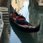 Canal Scene, Venice, Italy — Stock Photo #5934757