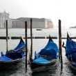 Grand Canal Scene, Venice, Italy — Stock Photo #5934794