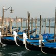 Grand Canal Scene, Venice, Italy - Stock Photo