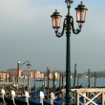 Grand Canal Scene, Venice, Italy — Stock Photo #5934871