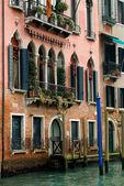Venetican Apartment Building — Stock Photo