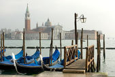 Grand Canal Scene, Venice, Italy — Stock Photo