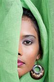 Beautiful indian woman — Stock Photo