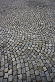 Pavement of granite — Stock Photo