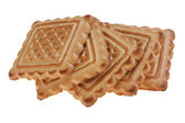 Composition of five tasty cookies. — Stock Photo
