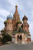 Saint Basil's Cathedral — Stock Photo