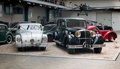 Tatra bilar — Stockfoto