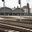 Prague main station — Stock Photo