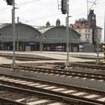 Prague main station — Stock Photo #5801382