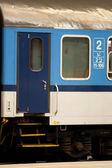 Rail car — Stock Photo