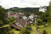 Rozmberk, Czech Republic — Stock Photo