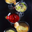 Cocktails — Stock Photo