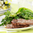 Beef steak — Stock Photo #5668328