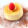 French burnt cream - Stock Photo