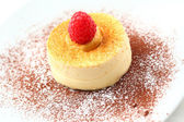 French burnt cream — Stock Photo