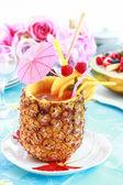 Bebida de abacaxi — Foto Stock