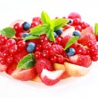 Fresh berries — Stock Photo