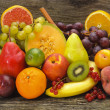 mixed fruits — Stock Photo #6710989
