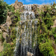 Stock Photo: Exotic Waterfall