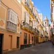 Stock Photo: Cadiz Street