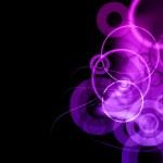 Purple dark — Stock Vector