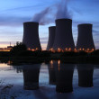 Nuclear power plant — Stock Photo #5678162