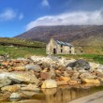 ������, ������: Idyllic Irish scenery