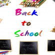 Foto Stock: Back to school