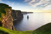 Cliffs of Moher in Ireland — Стоковое фото