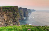 Falaises de moher en irlande — Photo